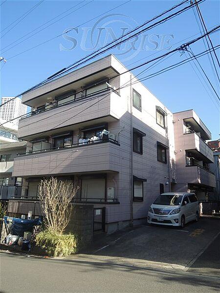 ビクトワール西新宿[306号室]の外観