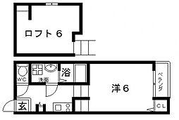 田辺駅 5.8万円