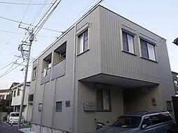 ペア アビタシオン辻堂[102号室]の外観