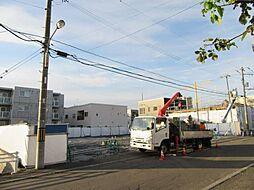 北海道札幌市東区本町一条1丁目の賃貸マンションの外観