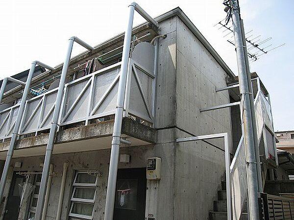 ヴィラステラ[2階]の外観