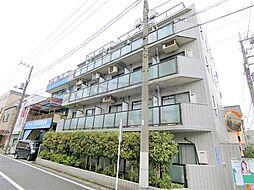 ステージ西蒲田[201号室]の外観