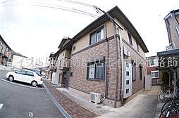 ディアコート太田[101号室]の外観