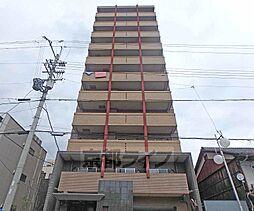 京都府京都市南区東九条上御霊町の賃貸マンションの外観