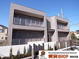 カミング・ガーデン・ヒル[201号室]の外観