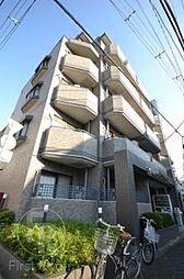 東京都品川区西五反田6丁目の賃貸マンションの外観