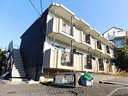 東京都町田市金井町の賃貸マンションの外観