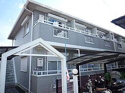 プリマ富田[2階]の外観