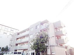 大阪府大阪市東住吉区公園南矢田3丁目の賃貸マンションの外観