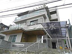 HOOP霞ヶ丘[1階]の外観