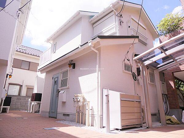 NEW青い鳥2 2階の賃貸【東京都 / 立川市】
