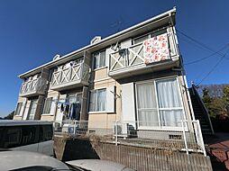 千葉県千葉市若葉区原町の賃貸アパートの外観