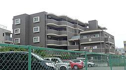 神奈川県横浜市緑区白山の賃貸マンションの外観