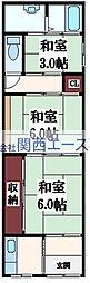 [一戸建] 大阪府大阪市生野区巽北1丁目 の賃貸【/】の間取り