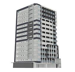 THE HILLS KOKURA[5階]の外観