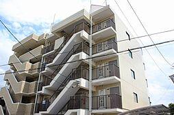 第1パークサイドマンション[3階]の外観