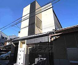 京都府京都市下京区四本松町の賃貸アパートの外観