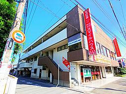 埼玉県狭山市富士見2丁目の賃貸マンションの外観
