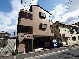 大阪府堺市美原区北余部西4丁目の賃貸マンションの外観