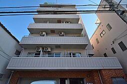大阪府大阪市東住吉区桑津4丁目の賃貸マンションの外観