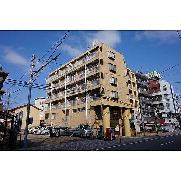 第二大和ビル 6階の賃貸【千葉県 / 千葉市中央区】