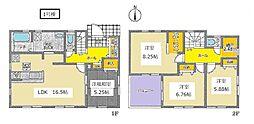 樟葉駅 3,780万円