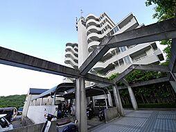 兵庫県神戸市北区鈴蘭台東町9丁目の賃貸マンションの外観
