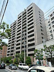福岡県福岡市中央区平尾2丁目の賃貸マンションの外観