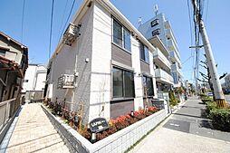 大阪府大阪市東淀川区瑞光4丁目の賃貸アパートの外観
