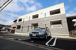 愛知県名古屋市中川区北江町3丁目の賃貸アパートの外観