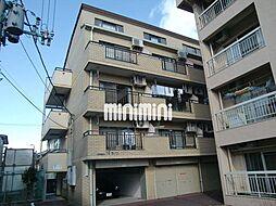 宮城県仙台市青葉区霊屋下の賃貸マンションの外観