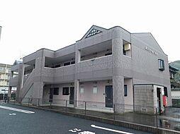 福岡県北九州市小倉南区高野1丁目の賃貸アパートの外観