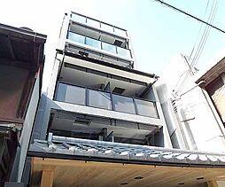 京都府京都市下京区桝屋町の賃貸マンションの外観