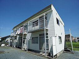 静岡県浜松市東区積志町の賃貸アパートの外観