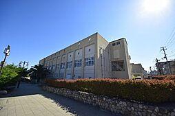 稗原マンション[3階]の外観