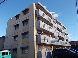 愛知県名古屋市西区上小田井1丁目の賃貸マンションの外観