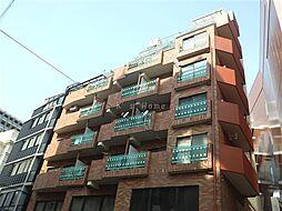 兵庫県神戸市中央区琴ノ緒町5丁目の賃貸マンションの外観