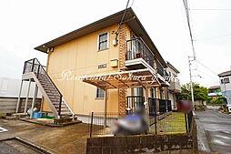 神奈川県藤沢市羽鳥1丁目の賃貸アパートの外観
