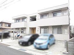 神奈川県平塚市平塚5丁目の賃貸マンションの外観