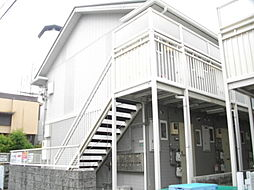 ベルエポック甲東園[1階]の外観