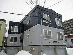 JKステージN14B[3階]の外観