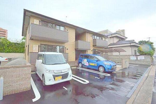広島県広島市安佐南区西原1丁目の賃貸アパート