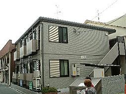 ハイツゆり[1階]の外観