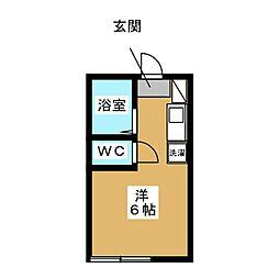 妙蓮寺駅 5.5万円