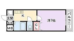 片町線 四条畷駅 徒歩10分