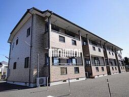 コートハウスII[2階]の外観