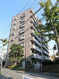 東京都北区岩淵町の賃貸マンションの外観
