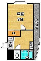 バイリンガルマンション[1階]の間取り