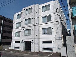 コンスコン麻生[1階]の外観