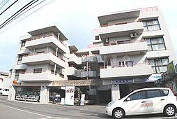 大阪府豊中市上新田3丁目の賃貸マンションの外観